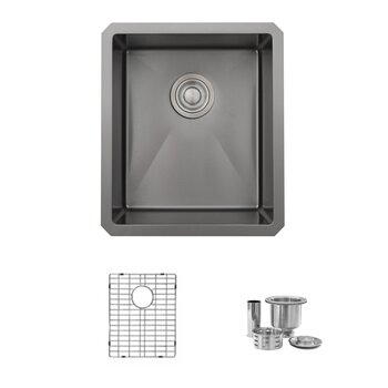 """16"""" Kitchen Sink - Display View"""
