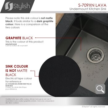 """16'' and 30"""" Kitchen Sink - Large and Thick Sound Pads"""