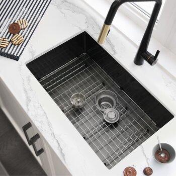 """30"""" Kitchen Sink - Lifestyle View 1"""