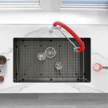 """30"""" Kitchen Sink - Lifestyle View 2"""