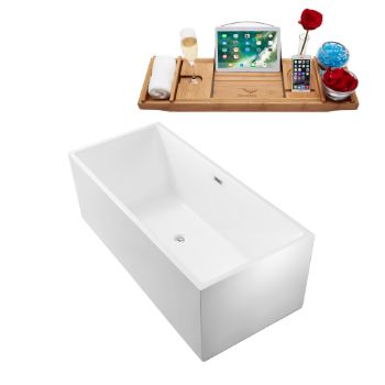 All Sizes - Tub Angled View