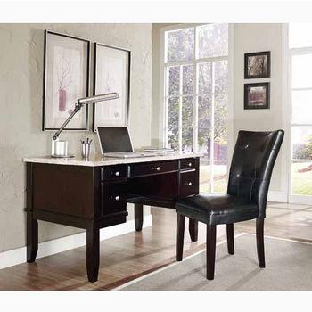 "Steve Silver Monarch Parsons Chairs, 18""W x 25""D x 38""H"