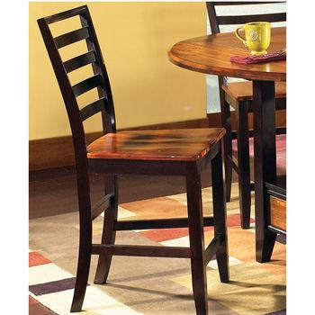 Steve Silver Abaco Counter Chair, Acacia Finish