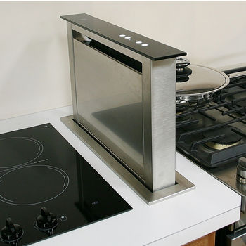 Sirius SUDD3 20'' Side-Mounted Downdraft Ventilation Range