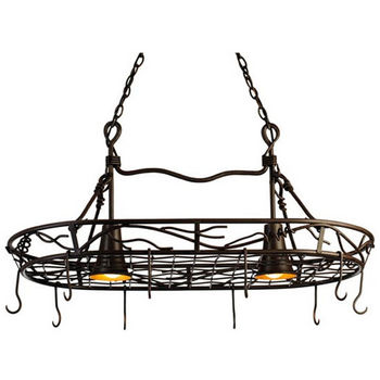 Steel Worx Pot Racks