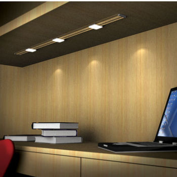 Accent mood lighting task lighting