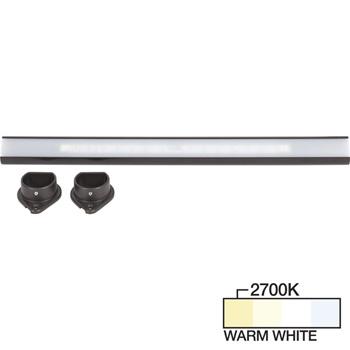 Bronze Closet Rod, Warm White 2700k View 1