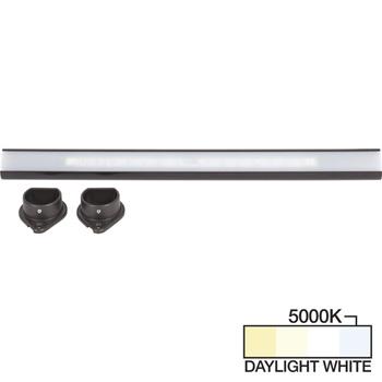 Bronze Closet Rod, Daylight White 5000k View 1