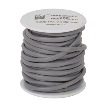 """Task Lighting sempriaLED® 25' Foot Spool 20/2 AWG Solid Connection Wire, 20 Gauge, 25' x 9/64"""" Diameter"""