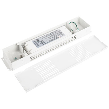 Class 2 LED Hardwired Dimmable Power Supply, 48 Watt, 12V DC