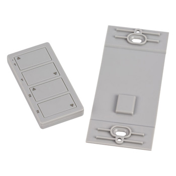 2-Zone Duo LED Controller Grey Product View