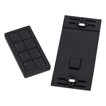 4-Zone Quattro LED Controller Black Product View