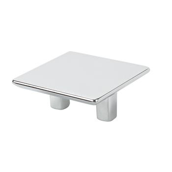 Topex Medium Size Square Pull in Chrome