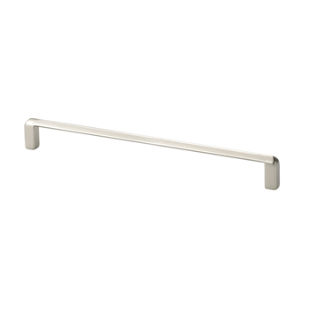 Topex Thin Modern Pull in Satin Nickel 7-7/8''