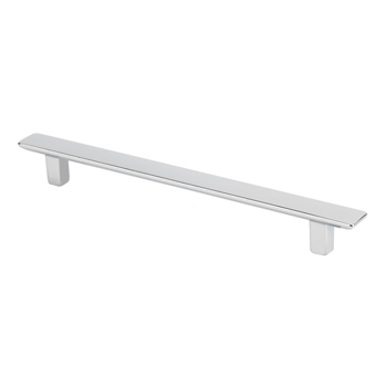 Topex Thin Rectangular Pull in Chrome
