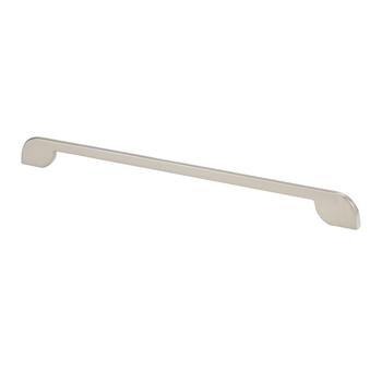 Thin Modern Pull in Satin Nickel 13'