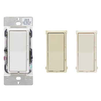 Wall Dimmer and Faceplates