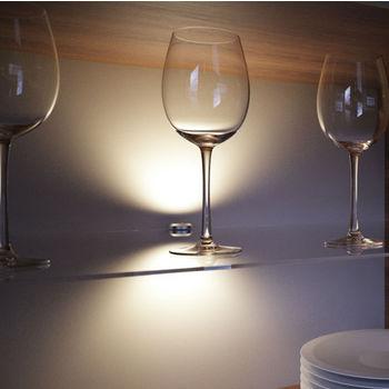 Tresco by Rev-A-Shelf Halemeier Designer Collection 12VDC LED 1W Eclipse Light