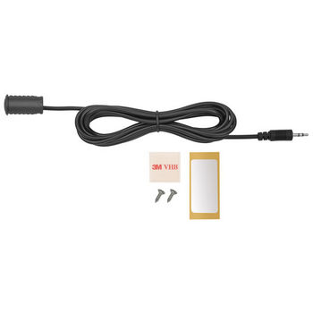 Tresco by Rev-A-Shelf Halemeier Designer Collection 12VDC 36W Multiswitch Touch Dimmer, Black