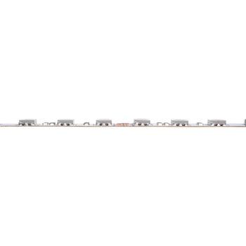 24VDC RGB Tape LED Side View