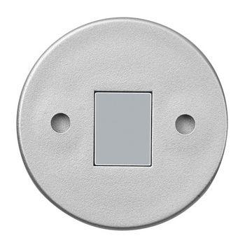 Tresco by Rev-A-Shelf 12VDC Micro Dimmer, Nickel