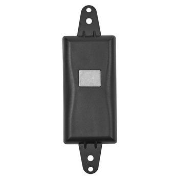 Tresco by Rev-A-Shelf FREEDiM Series 12VDC Deco Wireless Wall Dimmer, Black, w/ Housing