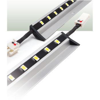 Tresco by Rev-A-Shelf Elli V LED Lighting Track