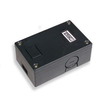 Tresco Pockit T2 Black Hardwire Box without Switch
