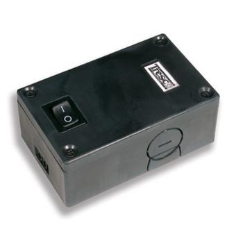 Tresco Pockit T2 Black Hardwire Box with Switch