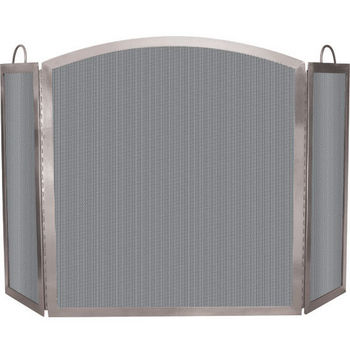 freestanding fireplace screens fireplace accessories in