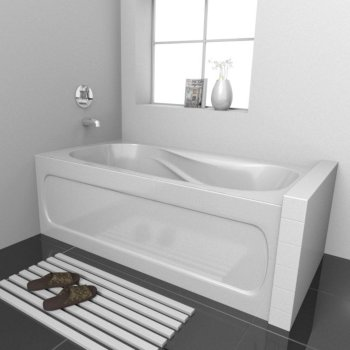 privacy for bathroom window over tub decorative window.htm pro 60   or 66   wide acrylic bathtub with sculpted interior and  acrylic bathtub with sculpted interior
