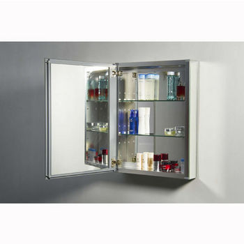 "20"" Medicine Cabinet Opened View"