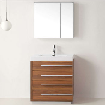 Plum Vanity Set