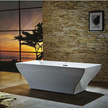 Bathtubs, Anti-Bacterial Non-Porous Surface, UPC and CUPC ...