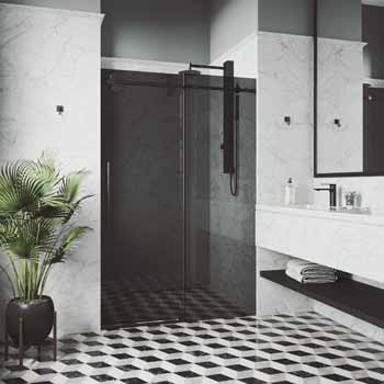 60'' - 72''- Matte Black Lifestyle View 2