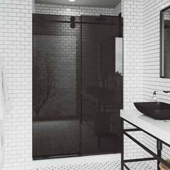 60'' - 72''- Matte Black Lifestyle View 3