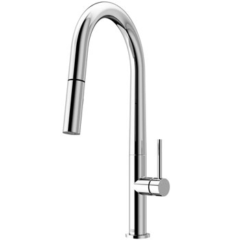 Chrome Faucet - Product View