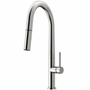 Vigo Stainless Steel Faucet Display View