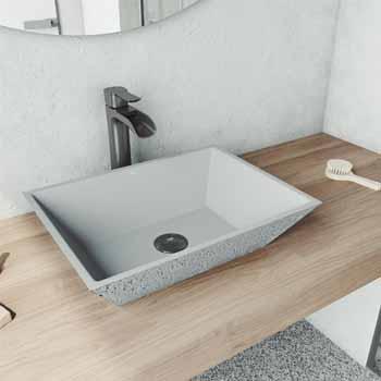 Vigo Calendula Sink Lifestyle View 2