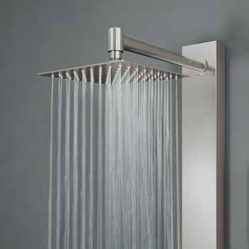 Stainless Steel - Shower Head