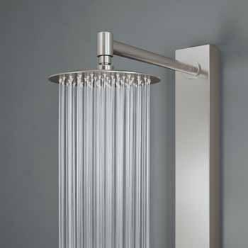 Stainless Steel - Shower Head