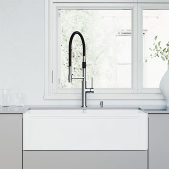 33'' Sink with Norwood Faucet Lifestyle View 1