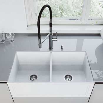 33'' Sink with Norwood Faucet Lifestyle View 3