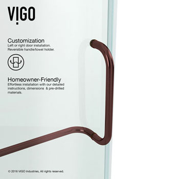 Oil Rubbed Bronze / Clear Product Detailed Info