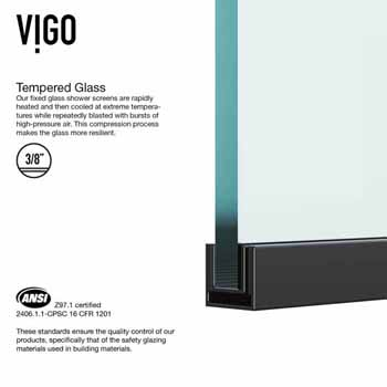 Shard-resistant Tempered Glass