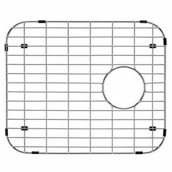 """Vigo Kitchen Sink Bottom Grid 14"""" x 17"""""""