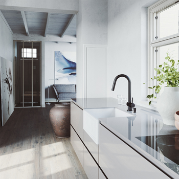 Vigo Kitchen Sink Lifestyle View 3