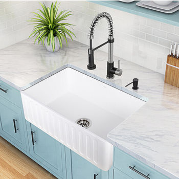 Apron Front Kitchen Sinks Buy Sinks With An Apron In