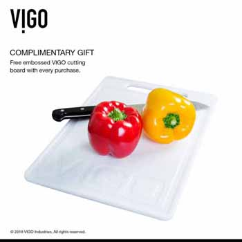 Complimentary Cutting Board
