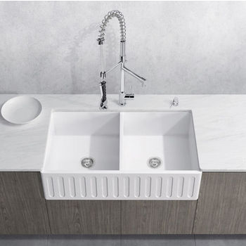 "33"" Sink Example View, Front"